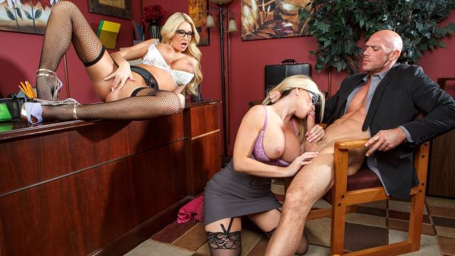 Best Of Brazzers: Hottest Bosses [Johnny Sins, Alena Croft, Nina Elle, Jayden Jaymes, Keiran Lee, Summer Brielle, Susy Gala, Danny D, Kayla Kayden / 2020-05-20]