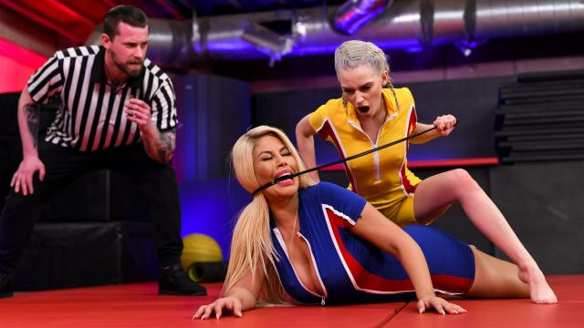 (Hot And Mean / Brazzers) Fucking Fight Me [Bridgette B, Kiara Cole / 2020-06-03]