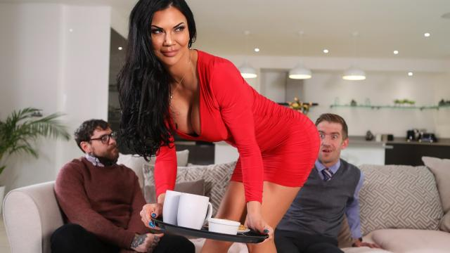 (Real Wife Stories / Brazzers) His Best Friend's Bedding [Jasmine Jae, Danny D / 2020-08-21]