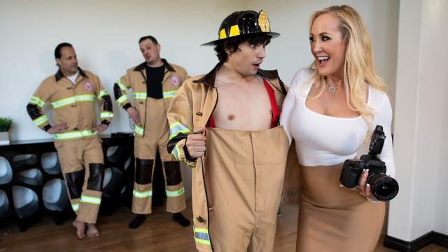 Red-Hot Calendar Shoot [Brandi Love, Ricky Spanish / 2020-03-26]