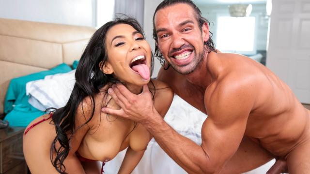 (Baby Got Boobs / Brazzers) Jada's Sextape [Johnny Castle, Jada Kai / 2020-11-28]