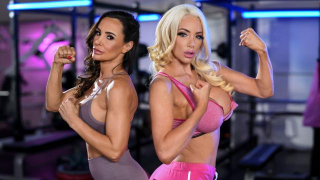 The Fuck Off [Lisa Ann, Nicolette Shea, Scott Nails / 04.11.2019]