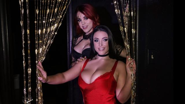 Swing Fling: Part 2 [Xander Corvus, Angela White, Molly Stewart / 12.11.2019]
