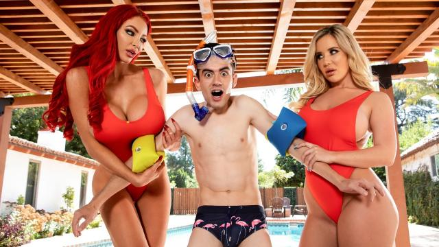 Big Tits Save Lives [Jordi, Nicolette Shea, Savannah Bond / 16.01.2020]