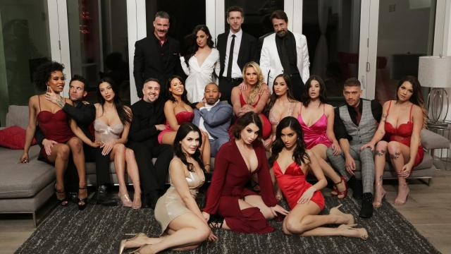 Valentine's Day Affair: Best Moments [Phoenix Marie, Valentina Nappi, Demi Sutra, Luna Star .../ 29.02.2020]
