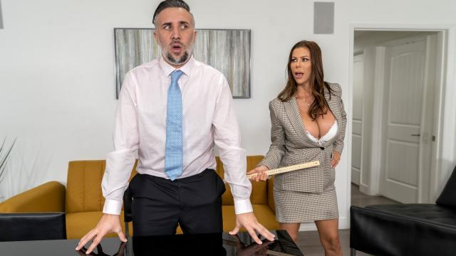 (Milfs Like it Big / Brazzers) Sexpert Interview [Alexis Fawx, Keiran Lee / 2021-01-28]